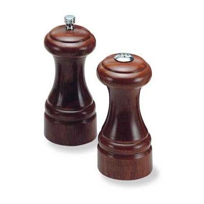 """Olde Thompson 35700000 5.25""""H Salt Shaker & Pepper Mill - Wood"""