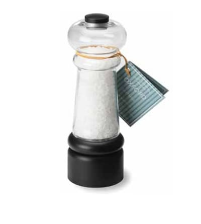 "Olde Thompson 3885-00 7.25""H Salt Shaker - Clear"