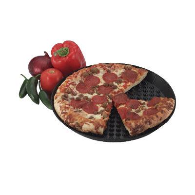 "HS Inc HS1031 Pizza Pleezer, 14""Diam x 1""Deep, Keeps Pizza High & Dry"
