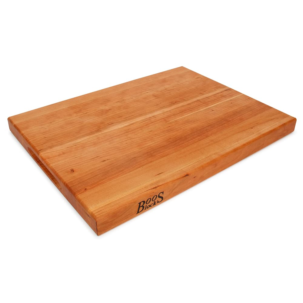 John Boos Chy R03 Reversible Cutting Board 20x15x1 5 Quot Cherry