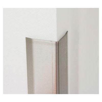 """John Boos CORNER482-OUT Outside Corner Guards - 2x2x48"""", Stainless"""