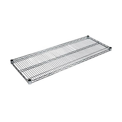 "John Boos CS-1854 Chrome Wire Shelf - 54""W x 18""D"