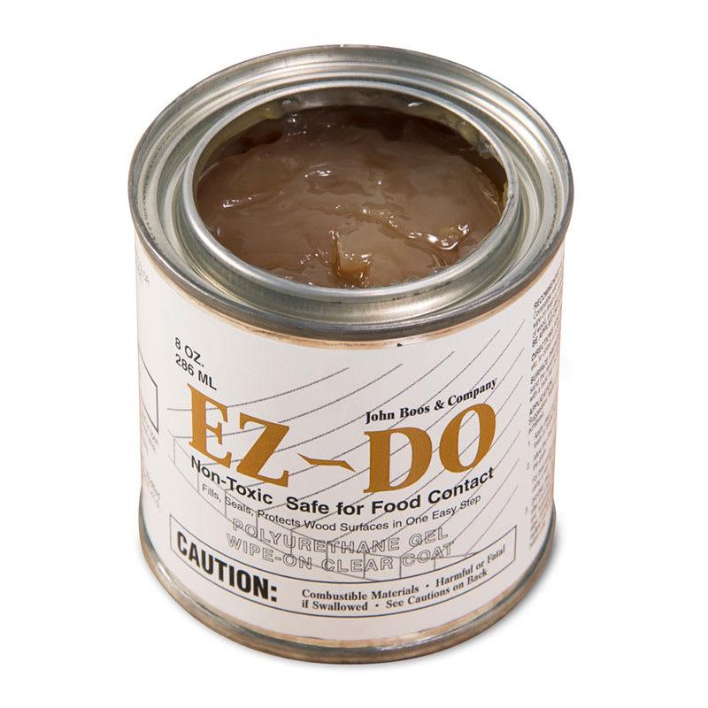 John Boos EZ-16C Polyurethane Gel, Non-Toxic, Seals & Protects Wood, FDA Approved