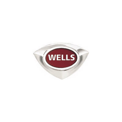 """Wells 21607 6"""" Leg Kit for Drawer Warmers, Stainless w/ Plastic Foot"""