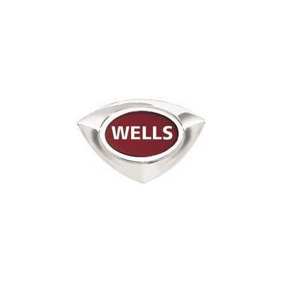"Wells 22073 Caster Kit w/ Front Brakes for RWN Models, Raises Unit 10"""