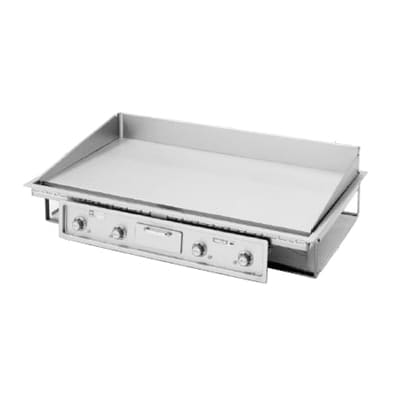 """Wells G-246 46"""" Electric Griddle - Thermostatic, 1"""" Steel Plate, 208v/1ph"""
