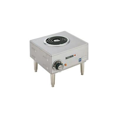 "Wells H-33 12.63"" Electric Hotplate w/ (1) Burner & Infinite Controls, 120v"