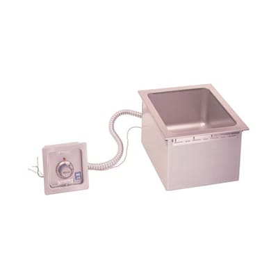 Wells HSW-6D Drop-In Hot Food Well w/ (1) 1/2 Size Pan Capacity, 120v