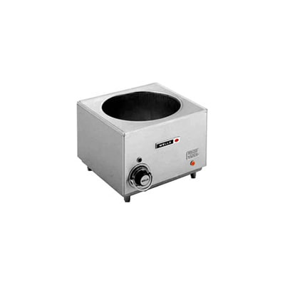 Wells HW-10 11 qt Countertop Soup Warmer w/ Thermostatic Controls, 120v