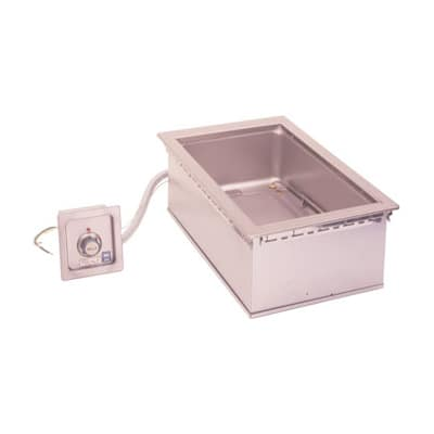 Wells HW/SMP-6D Drop-In Hot Food Well w/ (1) Full Size Pan Capacity, 208 240v/1ph