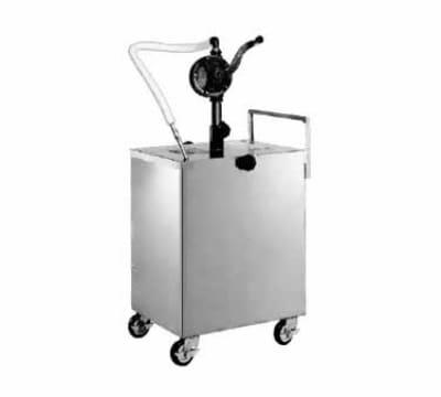 Wells WAOC-1 100-lb Shortening Disposal Unit
