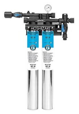 Hoshizaki 9326-12H HF-H Water Filter Assembly w/ HoshiGuard, Class 1, Double