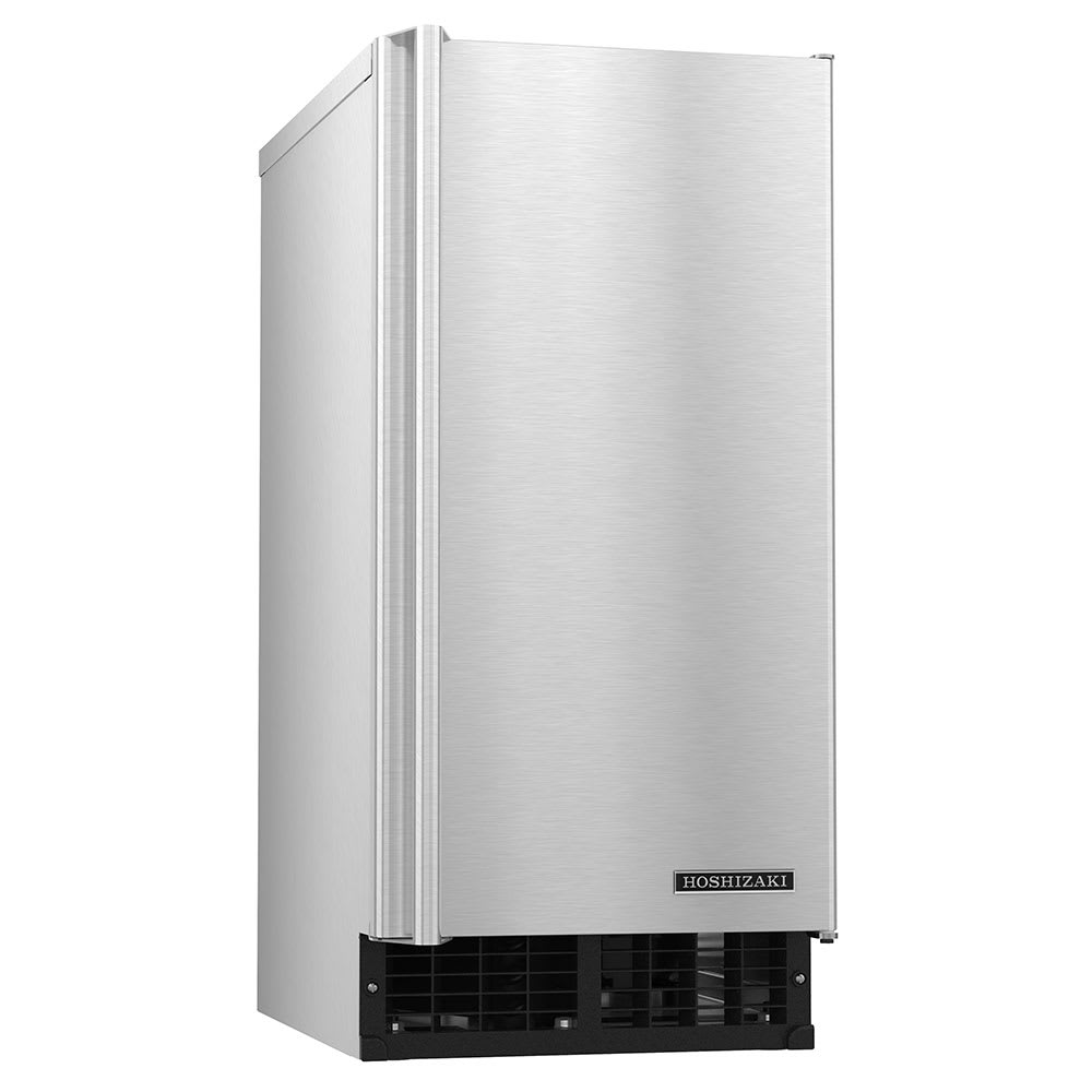 Hoshizaki C-80BAJ-AD Undercounter Nugget Ice Maker - 80-lbs/day, Air Cooled, 115v