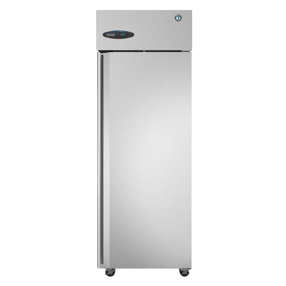 "Hoshizaki CF1S-FS 27.5"" Single Section Reach-In Freezer, (1) Solid Door, 115v"