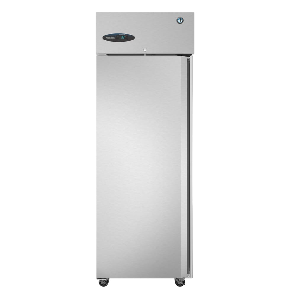 "Hoshizaki CF1S-FSL 27.5"" Single Section Reach-in Freezer, (1) Solid Door, 115v"