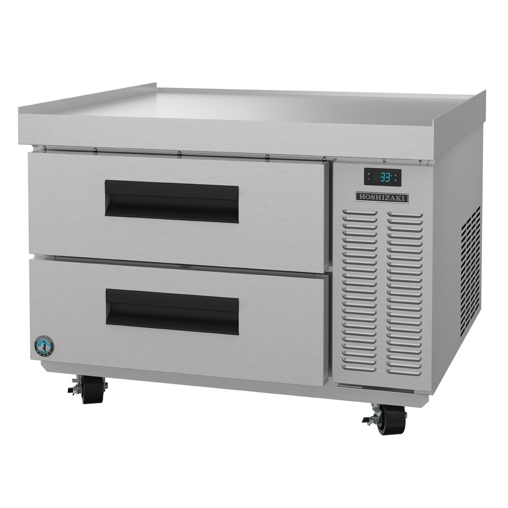 "Hoshizaki CRES36 36.5"" Chef Base w/ (2) Drawers - 115v"