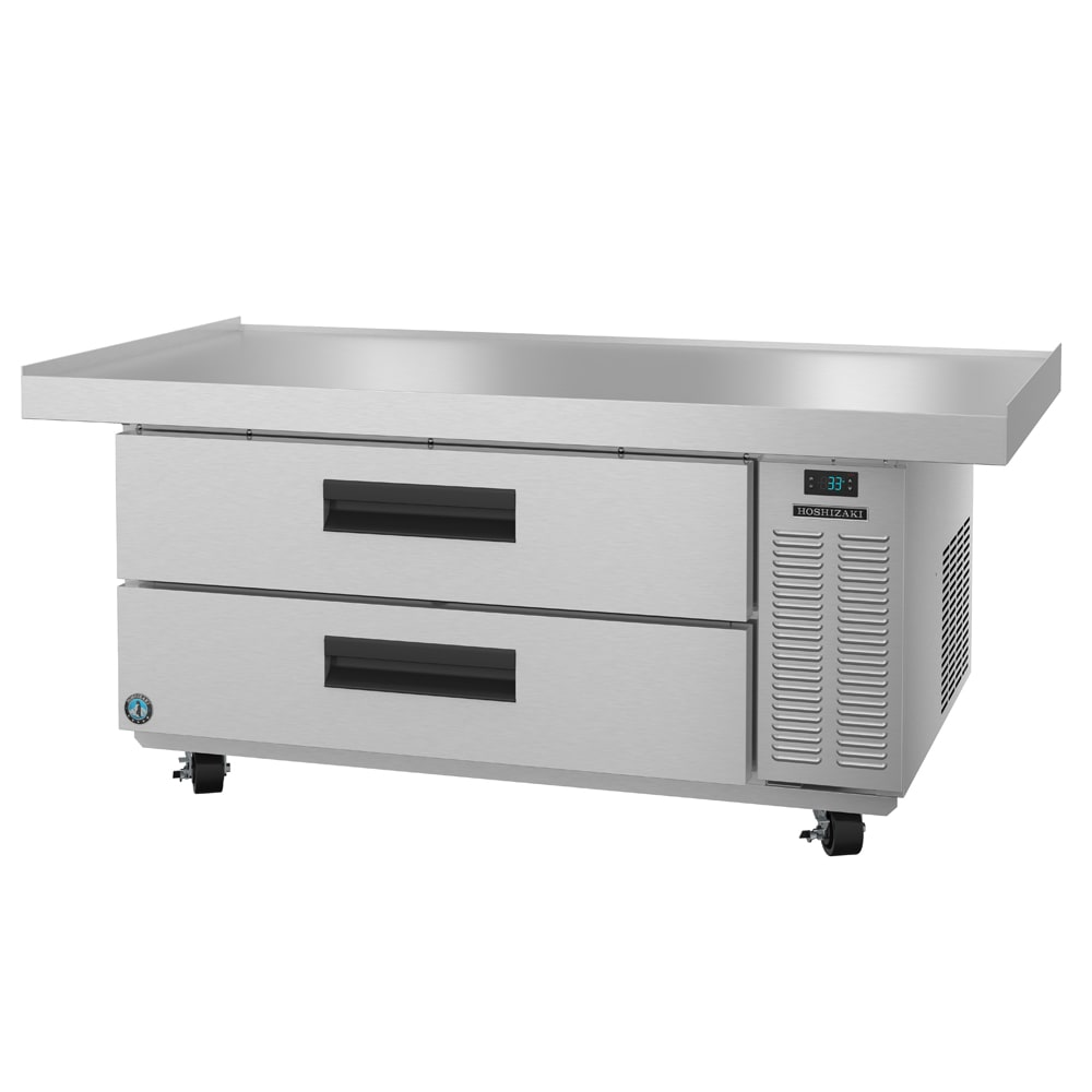 "Hoshizaki CRES60 60.5"" Chef Base w/ (2) Drawers - 115v"