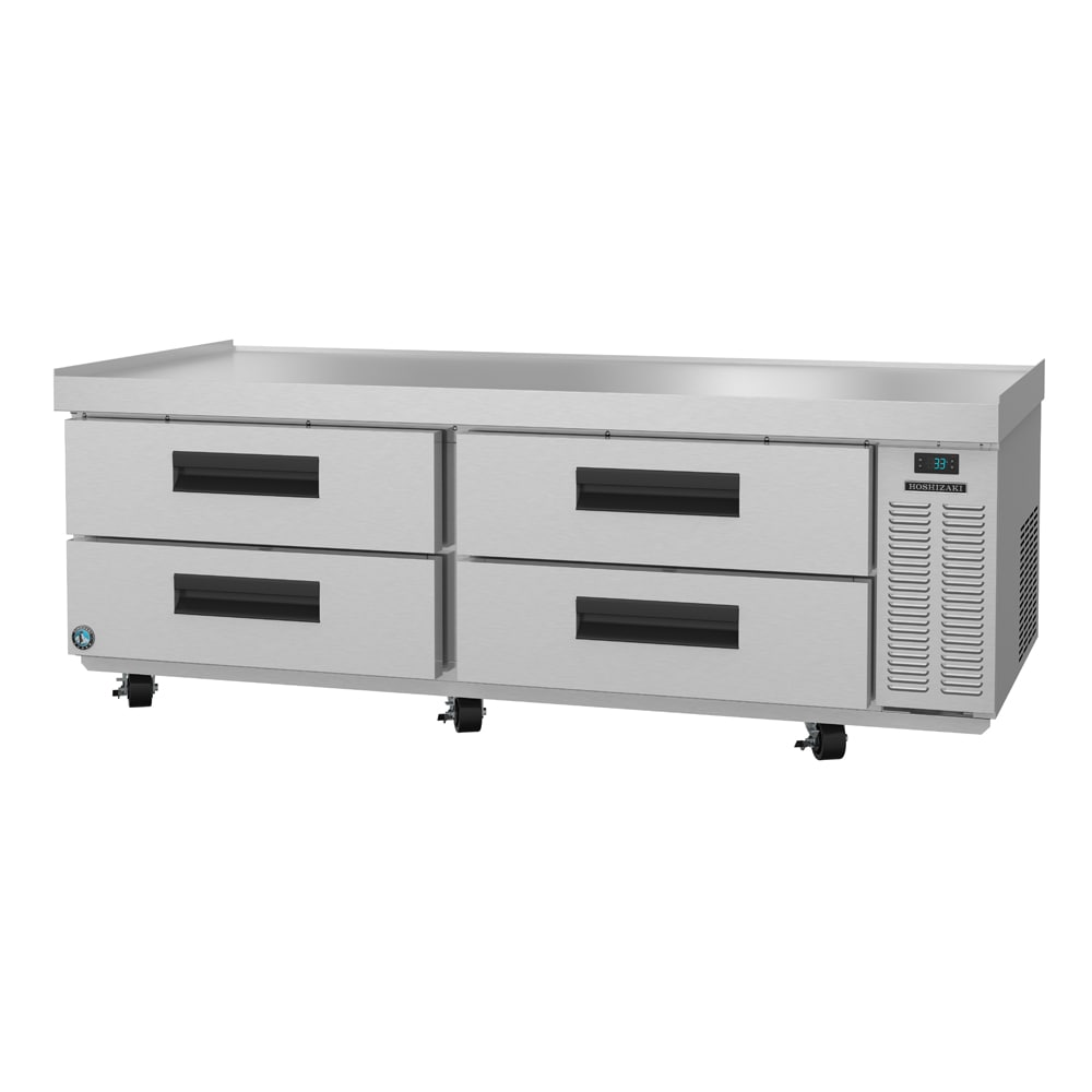 "Hoshizaki CRES72 72.5"" Chef Base w/ (4) Drawers - 115v"