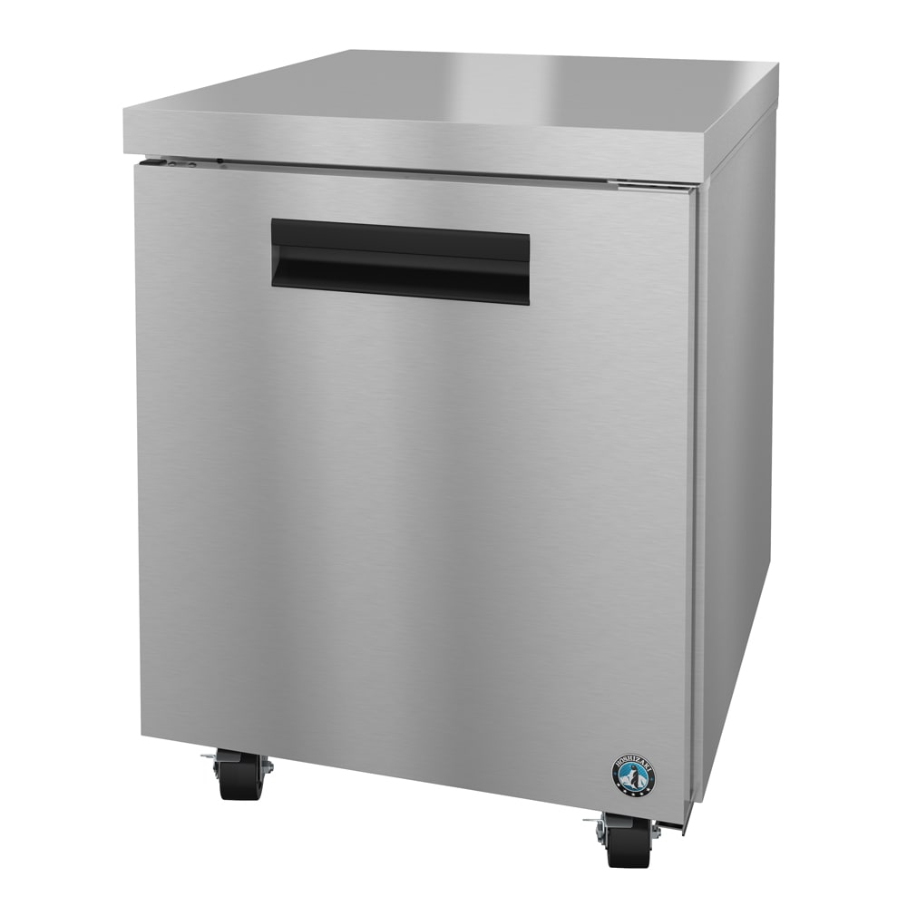 Hoshizaki CRMF27 7.2-cu ft Undercounter Freezer w/ (1) Section & (1) Door, 115v
