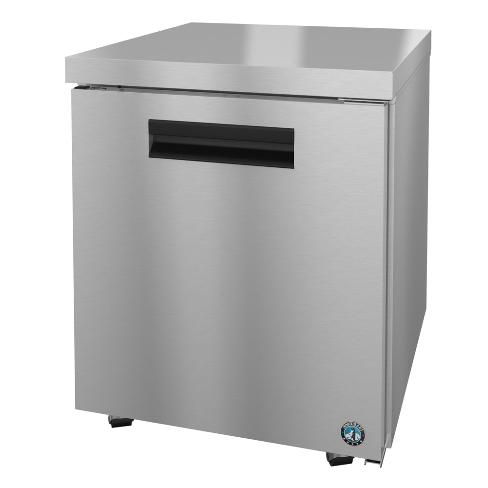 Hoshizaki CRMF27-LP 7.2-cu ft Undercounter Freezer w/ (1) Section & (1) Door, 115v