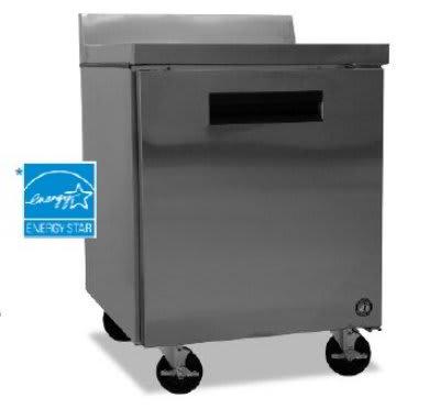 Hoshizaki CRMF27-W 7.2-cu ft Worktop Freezer w/ (1) Section & (1) Door, 115v
