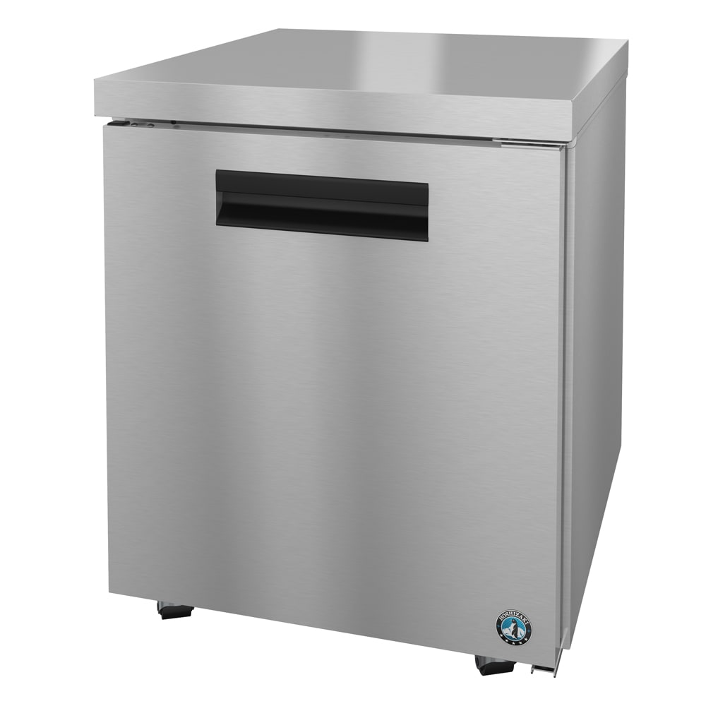 Hoshizaki CRMR27-LP 7.2 cu ft Undercounter Refrigerator w/ (1) Section & (1) Door, 115v