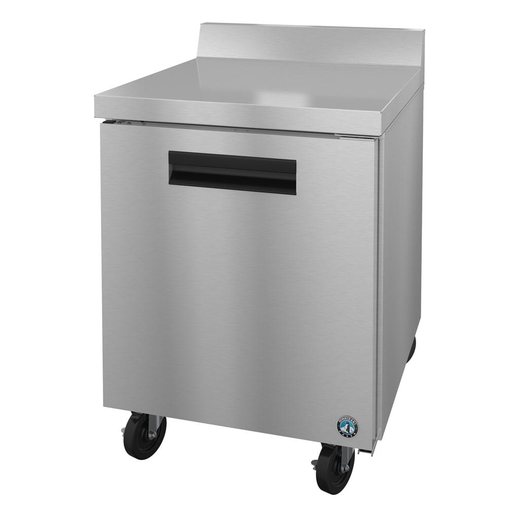 """Hoshizaki CRMR27-W 27"""" Worktop Refrigerator w/ (1) Section, 115v"""