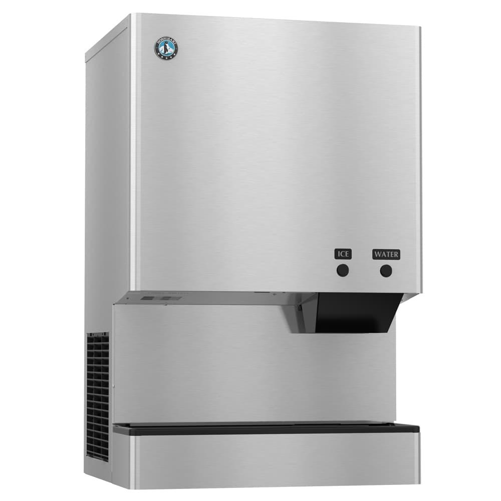 Hoshizaki DCM-500BAH Countertop Cube Ice Dispenser w/ 40 lb Storage - Bucket Fill, 115v