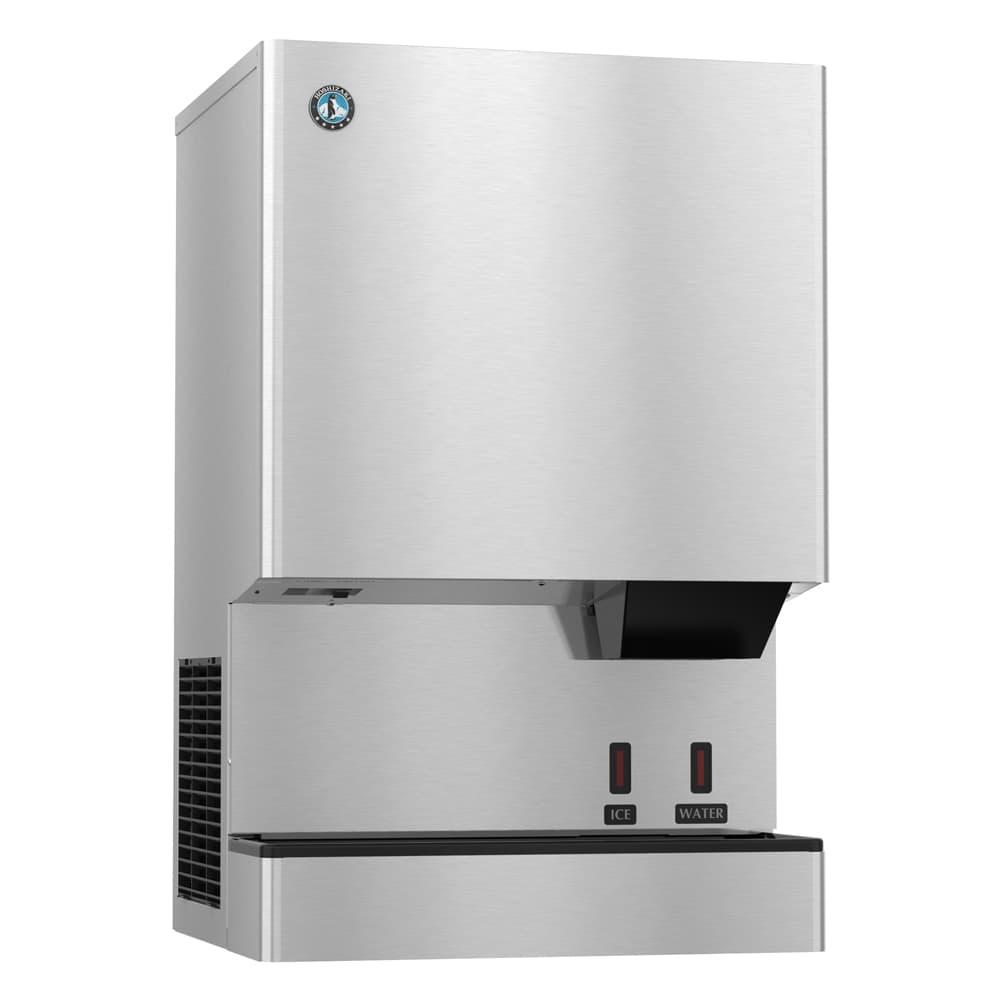 Hoshizaki DCM-500BAH-OS Countertop Cube Ice Dispenser w/ 40 lb Storage - Bucket Fill, 115v