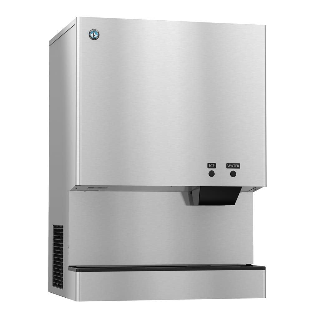 Hoshizaki DCM-751BAH Countertop Cube Ice Dispenser w/ 95-lb Storage - Bucket Fill, 115v