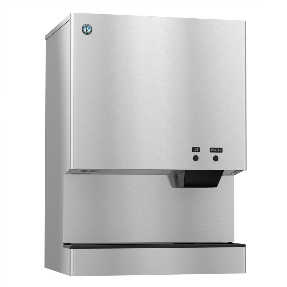 Hoshizaki DCM-751BWH Countertop Cube Ice Dispenser w/ 95 lb Storage - Bucket Fill, 115v