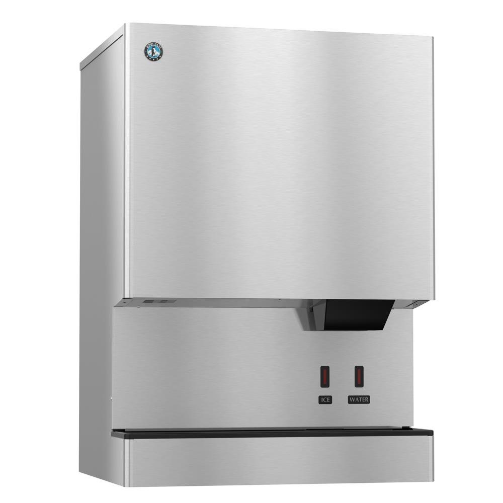 Hoshizaki DCM-751BWH-OS Countertop Cube Ice Dispenser w/ 95-lb Storage - Bucket Fill, 115v