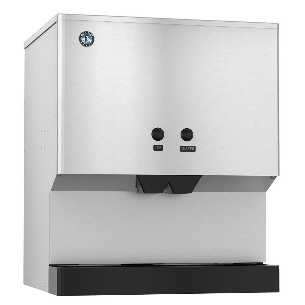 Hoshizaki DM-200B Countertop Cube Ice Dispenser w/ 200-lb Storage - Cup Fill, 115v