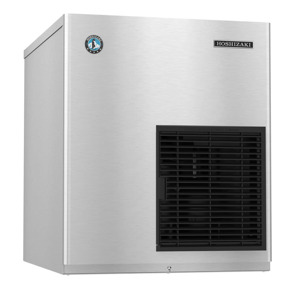 "Hoshizaki F-1002MWJ-C 22"" Nugget Ice Machine Head - 878-lb/24-hr, Water Cooled, 115v"