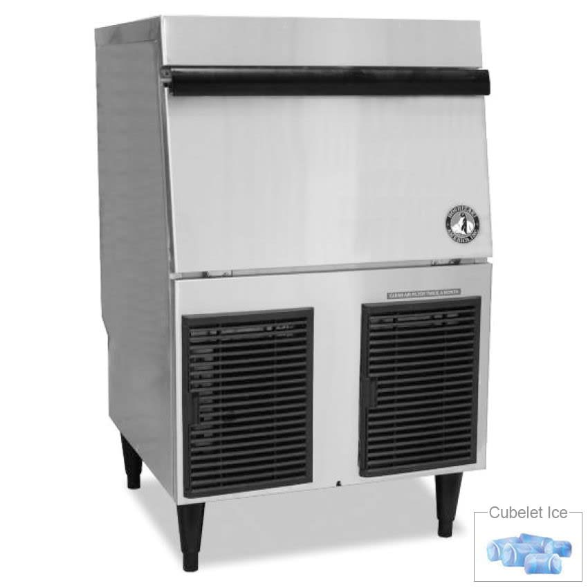 Hoshizaki F-330BAH-C Undercounter Nugget Ice Maker - 320-lbs/day, Air Cooled, 115v