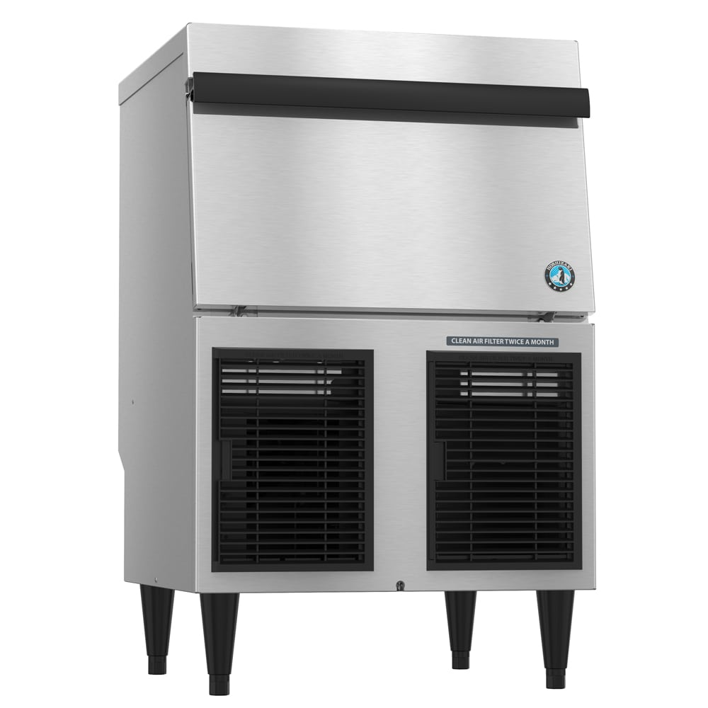 Hoshizaki F-330BAJ 332-lb/Day Flake Ice Maker w/ 80-lb Bin - Air Cooled, 115v