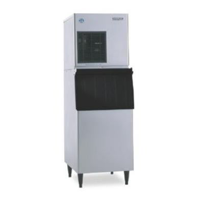 Hoshizaki F-450MAH-C B500PF 431-lb/Day Nugget Ice Maker w/ 360-lb Bin, Air Cooled, 115v