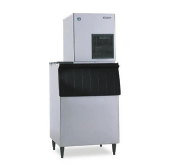 Hoshizaki F-801MAJ B800SF 690-lb/Day Flake Ice Maker w/ 600-lb Bin, Air Cooled, 115v