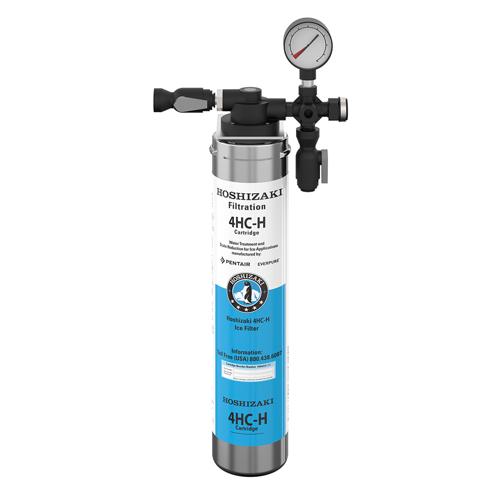 Hoshizaki H9320-51 Single Primary Water Filter Cartridge, Tank