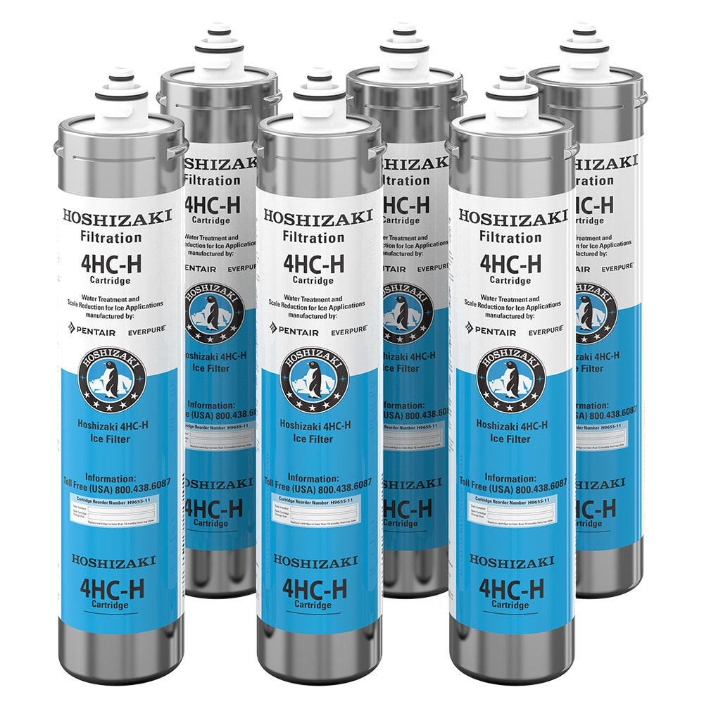 Hoshizaki H9655-06 Replacement Water Filter Cartridge for H9320-51, H9320-52, & H9320-53