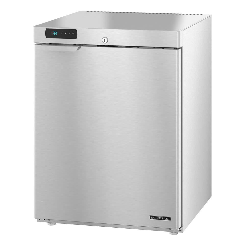 Hoshizaki HR24B 3.7 cu ft Undercounter Refrigerator w/ (1) Section & (1) Door, 115v