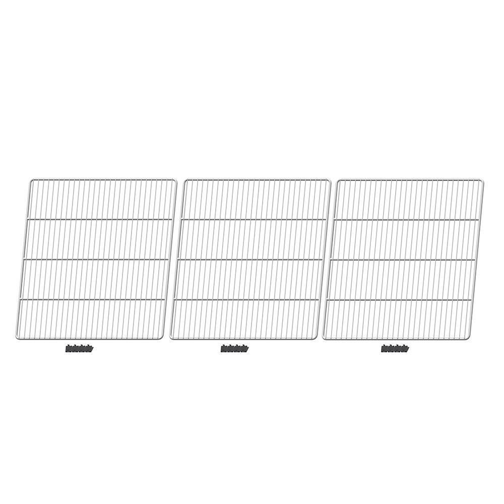 Hoshizaki HS-5048 Industrial Strength Shelf w/ 2 Sections, Epoxy