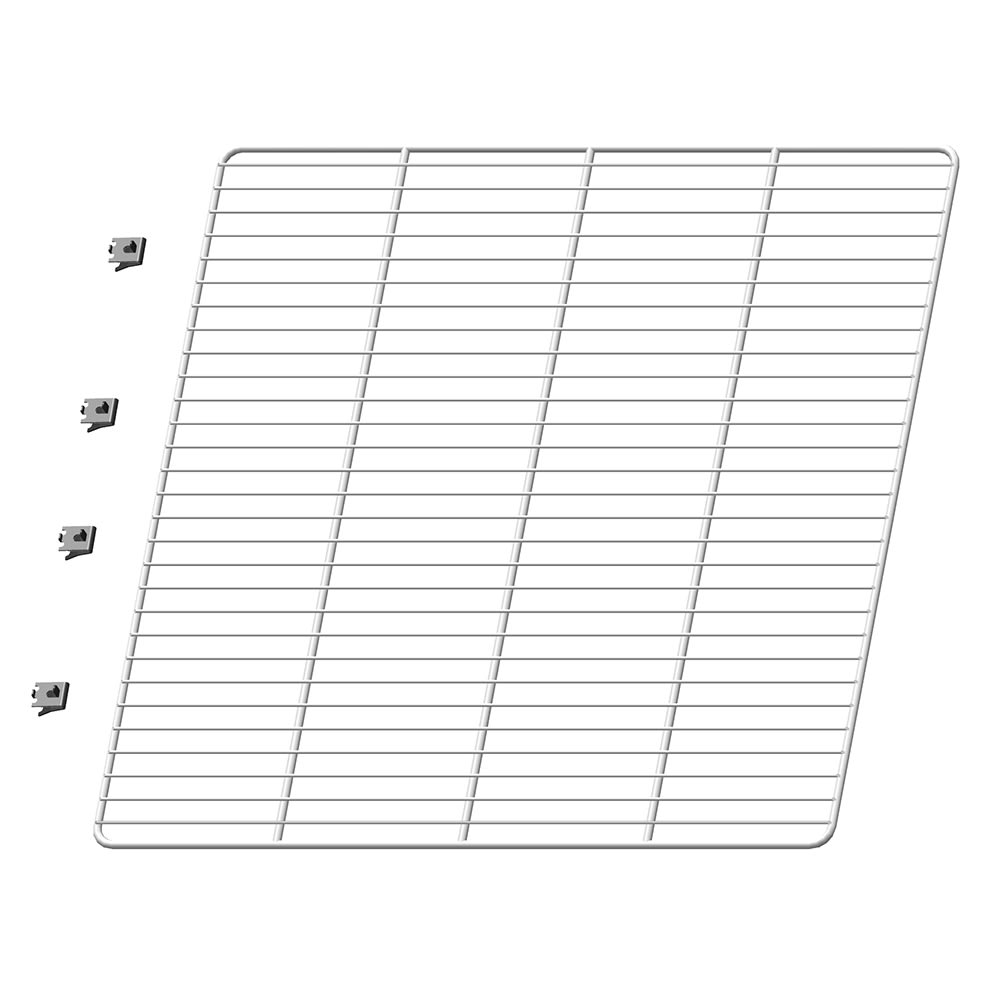 """Hoshizaki HS-5151 Replacement Shelf for CPT67 & CPT93 Models - 24.75"""" x 25.5"""", Epoxy-Coated Wire"""