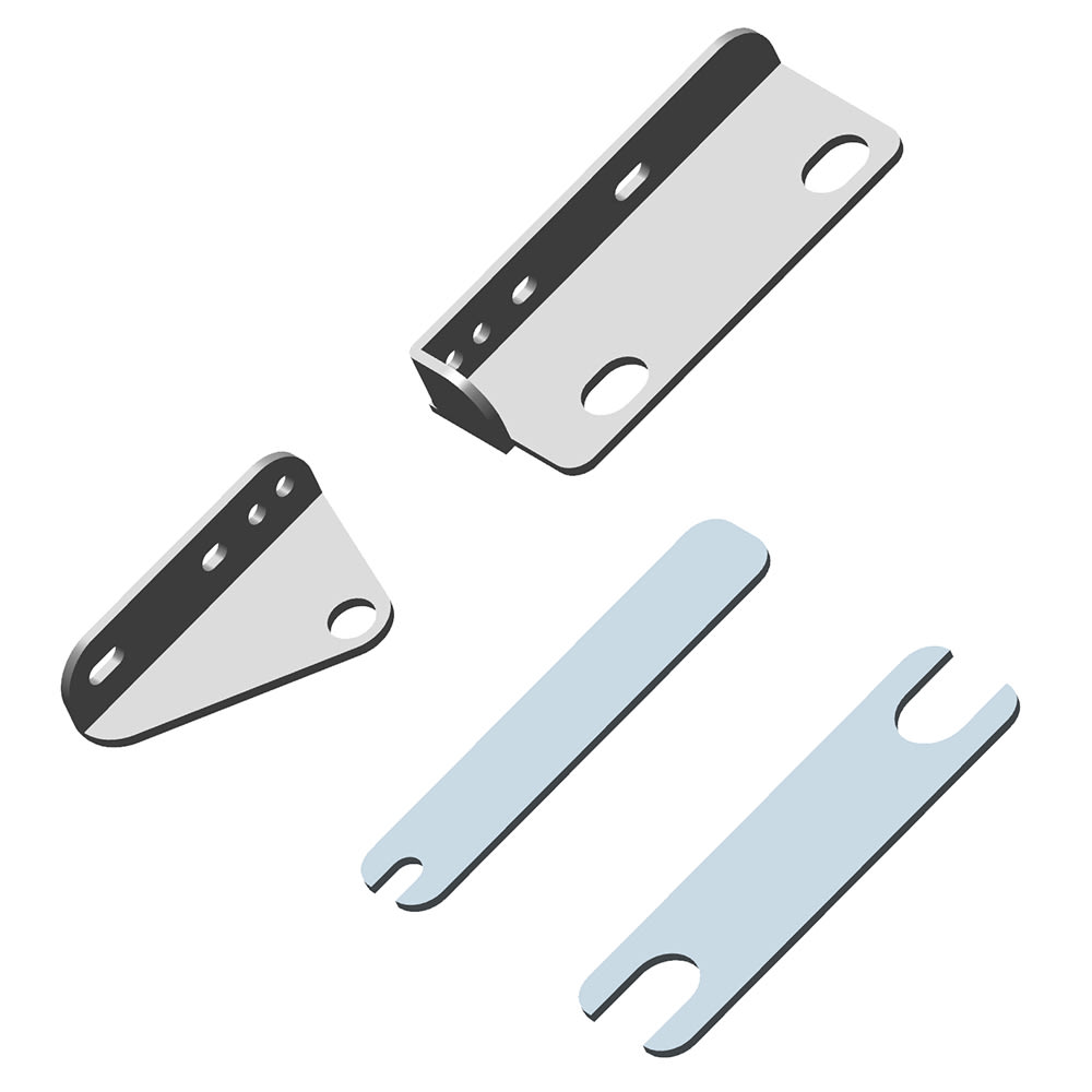 Hoshizaki HS-5176 Left-to-Right Door Reversal Kit for Full Glass Door S-Series FGE Models