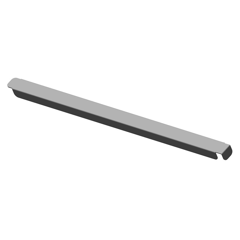 "Hoshizaki HS-5185 12.5"" Side-to-Outer Divider Bar for CRMR27 8 & CRMR36 10, Stainless Steel"