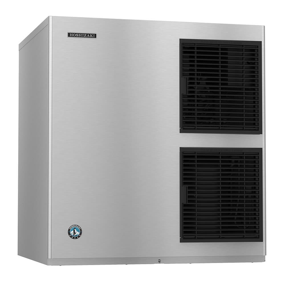 "Hoshizaki KM-1100MAH 30"" Cube Ice Machine Head - 1184-lb/24-hr, Air Cooled, 208-230v/1ph"