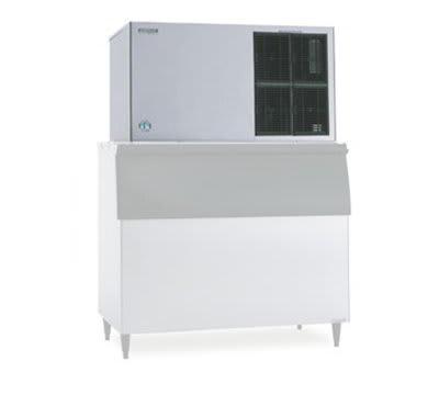 """Hoshizaki KM-1301SAH3 48"""" Cube Ice Machine Head - 1298-lb/24-hr, Air Cooled, 208-230v/3ph"""