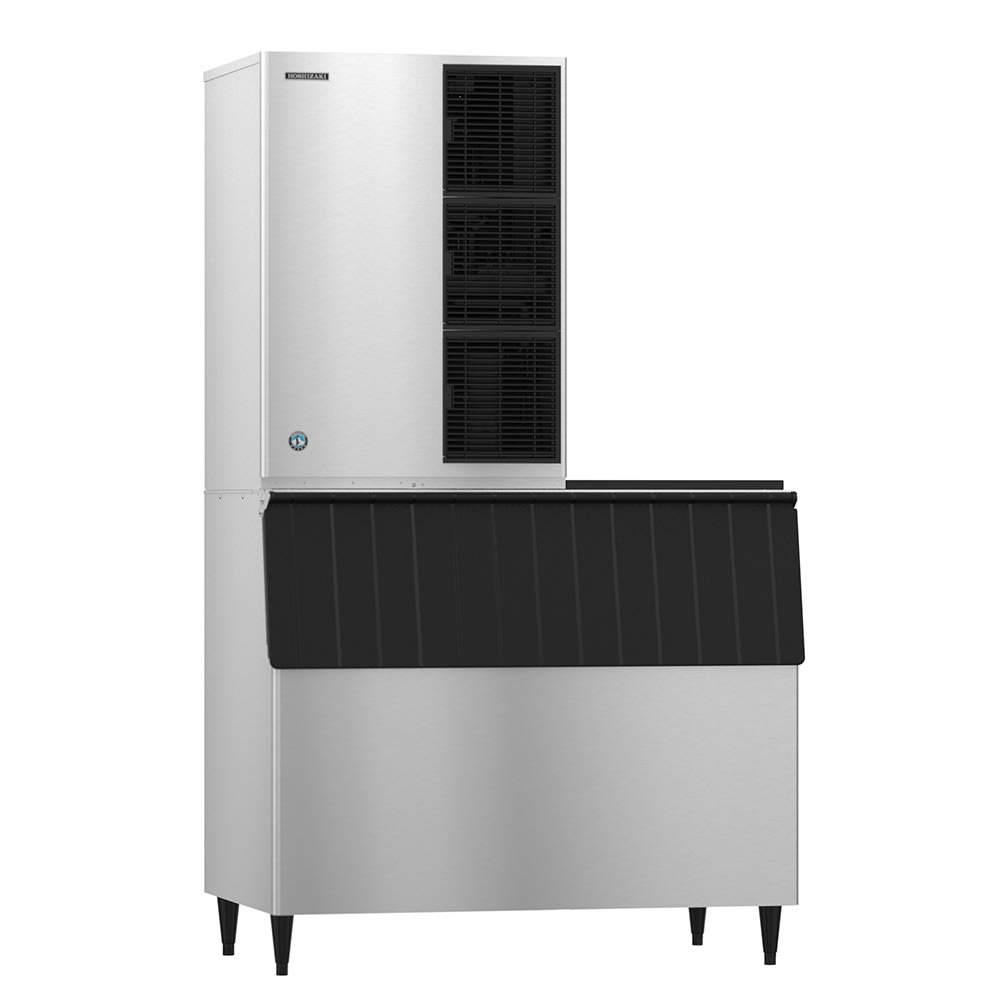 Hoshizaki KM-1340MAH B900PF 1325-lb/Day Crescent Cube Ice Maker w/ 660-lb Bin, Air Cooled, 208v/1ph