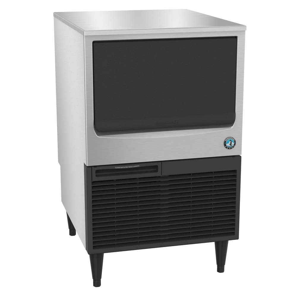 Hoshizaki KM-151BWH Undercounter Crescent Cube Ice Maker - 146-lbs/day, Water Cooled, 115v