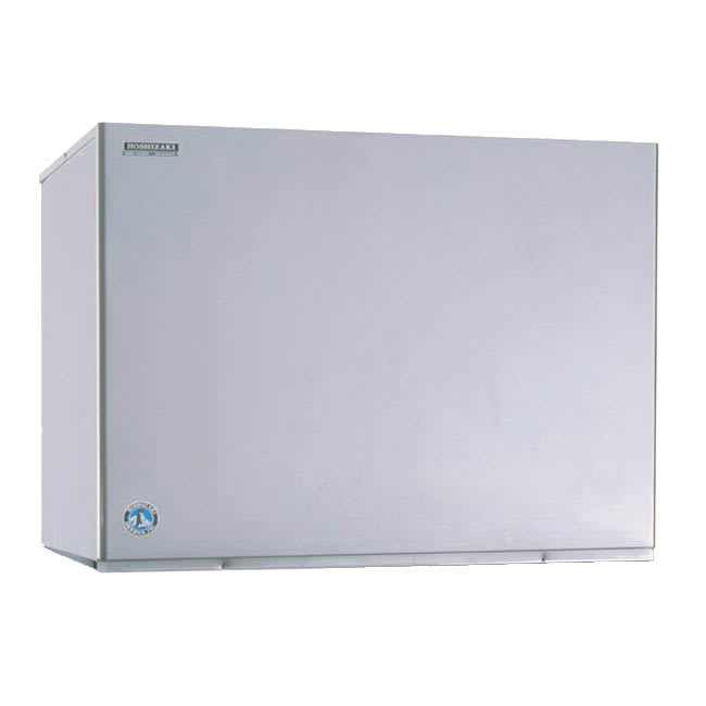 "Hoshizaki KM-2100SWH3 48"" Cube Ice Machine Head - 2096-lb/24-hr, Water Cooled, 208-230v/1ph"